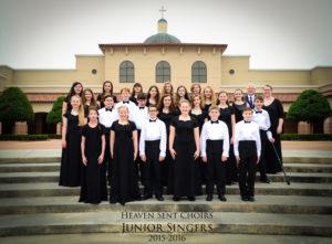 2. Junor Singers